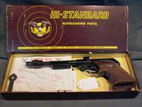 High Standard Space Gun Supermatic Citation 102 22LR