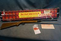 Winchester Model 422 177 Air Rifle w/box and tags