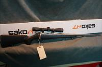 Sako Big Game A7 270Win w/Leupold VX-R 4-12X