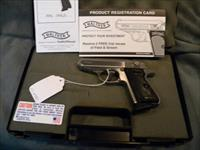 Walther PPKS 380ACP