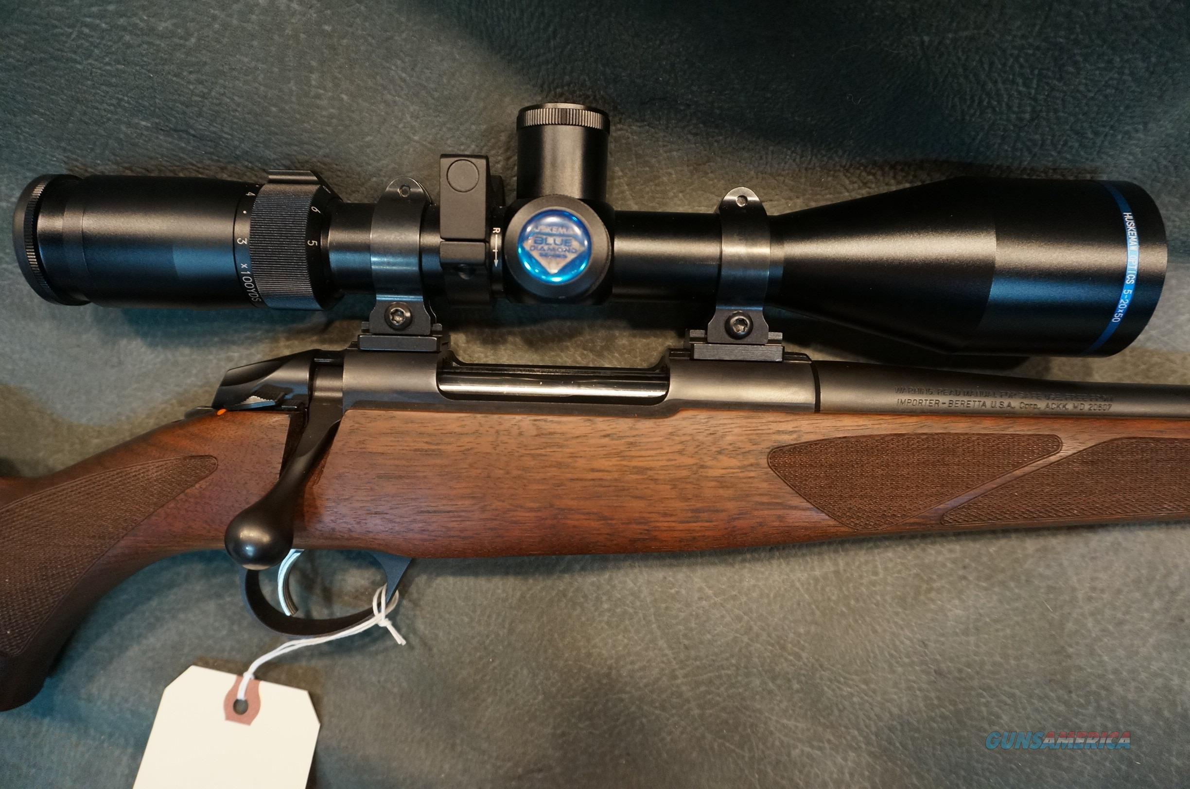 Sako M85 Hunter 300WSM with Huskemaw scope for sale