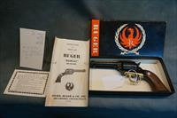 Ruger Bearcat Old Model 22LR ANIB