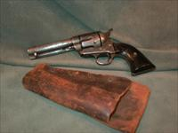 "Colt SAA 38-40 4 3/4"" antique made in 1895"
