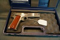 Colt Stainless Government Model 45ACP