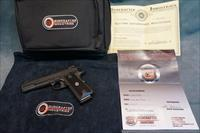 Guncrafter 9mm No Name Government as new in the pouch upgraded