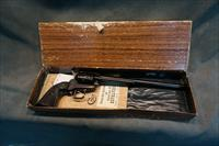 "Colt Single Action Buntline Scout 22LR 9 1/2"" w/box and papers"