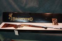 Browning M71 348Win High Grade Rifle