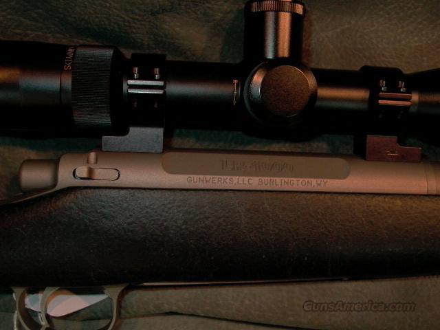 Gunwerks LR-1000 Left Hand 7mmMag