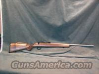 Cooper 57M 22LR Jackson Squirrel Rifle