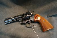 "Colt Python 357Mag 4"" made in 1975"