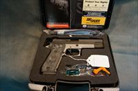 SigSauer P220 Match Elite 10mm LNIB