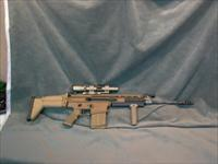 FNH Scar 17S 7.62x51 308 Dark Earth