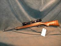 Ruger M96 22Mag Lever action
