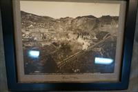 Original Antique photo of the Homestake Gold Mine