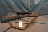 Remington 700 VTR 204Ruger w/scope