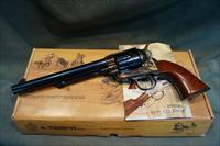 Uberti 1873 Cattleman Old Model 45LC Charcoal blue