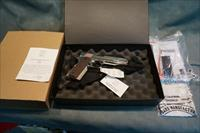 Standard Arms 1911 45ACP Nickel NIB