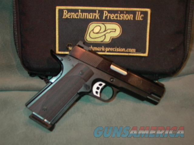 Benchmark Precision Custom 10mm Commander