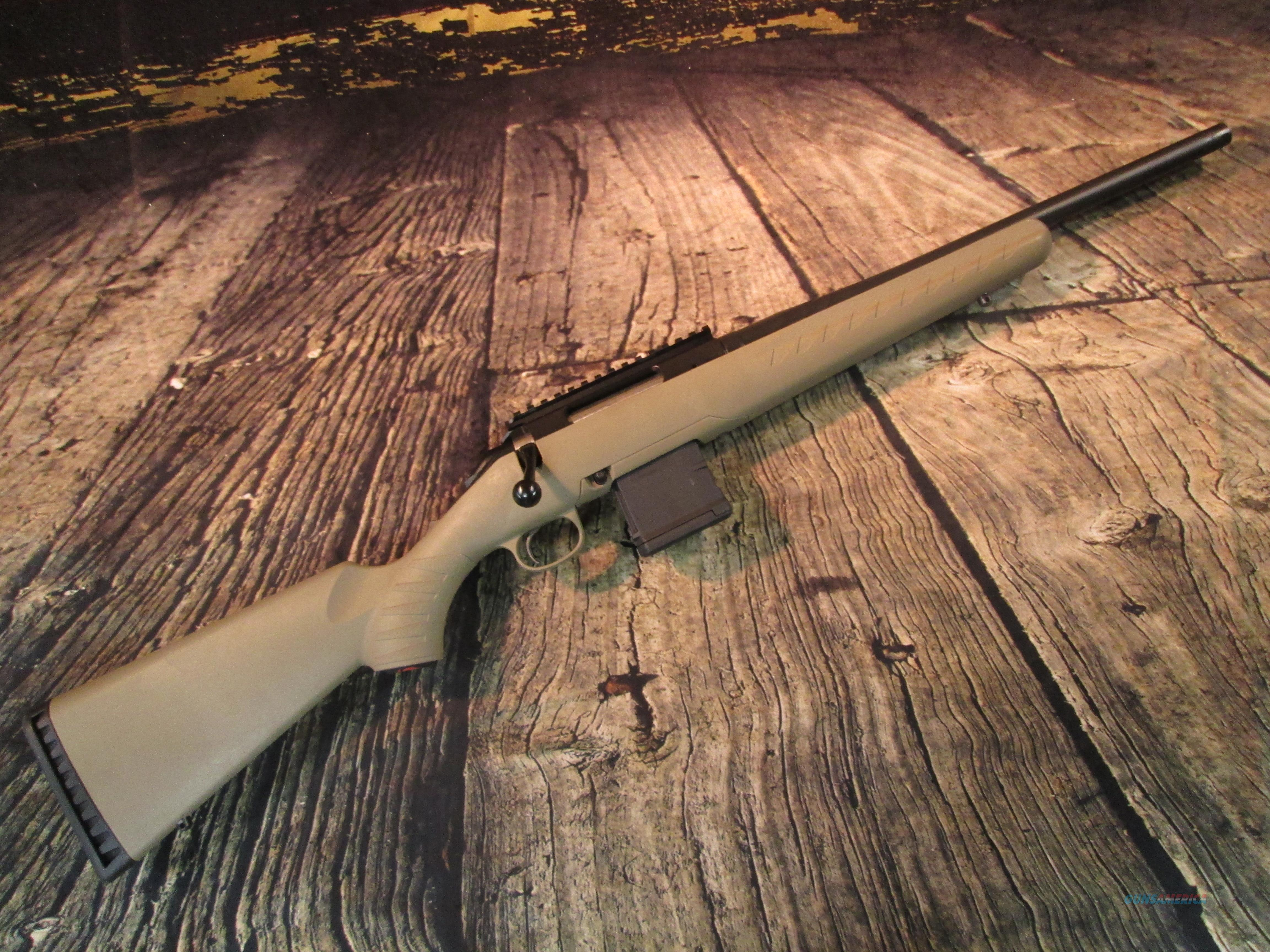 RUGER AMERICAN RANCH RIFLE 5 56/223 NEW (26965)