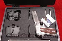 SPRINGFIELD ARMORY STAINLESS 1911 A1 LOADED 45 ACP (PX9151LP) NEW