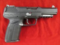 FNH FIVE-SEVEN MKII PISTOL 5.7X28CAL WITH THREE 20 ROUND MAGAZINES USED
