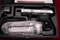 RUGER  SR9C (COMPACT) STAINLESS NEW (IN STOCK)! (KSR9C)