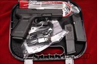 GLOCK NEW MODEL 23 GENERATION 4 .40 CAL. WITH 3 HIGH CAPACITY MAGAZINES NEW (PG2350203)