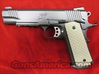 KIMBER WARRIOR 45ACP W/TAC RAIL AND NIGHT SIGHTS NEW   (3000125)