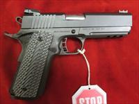 ROCK ISLAND ARMORY 1911-A1 MS TACTICAL 2011 10MM WITH LDA ADJUSTABLE SIGHTS AND NEW VZ GRIPS NEW