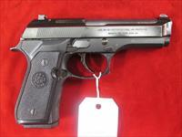 BERETTA 96-D CENTURION .40CAL DOUBLE ACTION ONLY USED