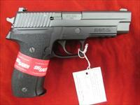 SIG SAUER CERTIFIED PRE OWNED P226 9MM NEW