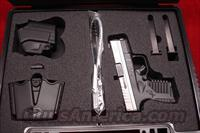 SPRINGFIELD ARMORY XDS 9MM  BI-TONE  NEW
