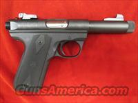 "RUGER 22/45 MKIII 4.5"" THREADED BULL NEW (P45GMK3RPI)"