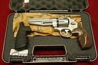 "SMITH AND WESSON PERFORMANCE CENTER MODEL 627  357MAG STAINLESS 5"" NEW"