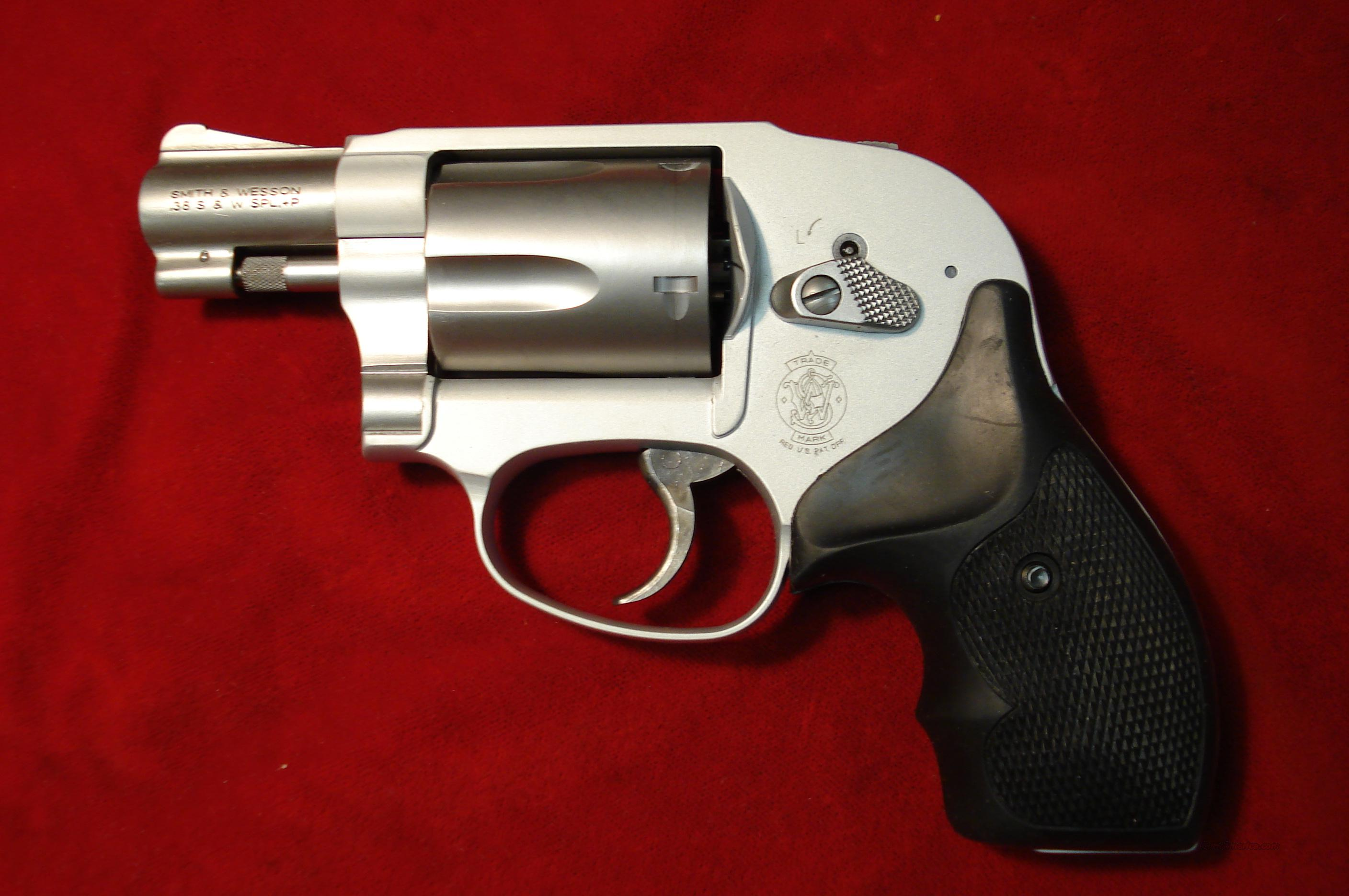 SMITH AND WESSON 638 AIRWEIGHT 38SPL. NEW for sale