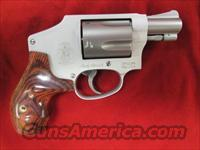 SMITH AND WESSON MODEL 642 LADY SMITH 38 SPECIAL+P STAINLESS NEW