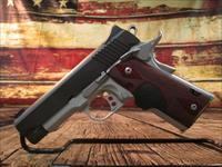 KIMBER PRO CRIMSON CARRY II .45 ACP CRIMSON TRACE GRIPS USED (62755)