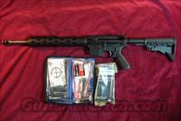 "COLT COMPETITION RIFLE MARKSMAN MODEL CRX-16 16"" 5.56/223CAL. NEW"