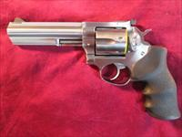 "RUGER GP100 STAINLESS 5"" EXCELLENT CONDITION USED"