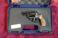 SMITH AND WESSON MODEL 36 CLASSIC 38SPL. NEW   (150184)