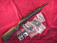 RUGER MINI 30 TACTICAL RIFLE 7.62X39 CAL. NEW (M30/20GBCPC )