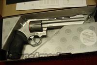 "TAURUS MODEL 44CP STAINLESS PORTED 6.5"" 44MAG. NEW"