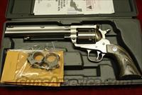 RUGER STAINLESS SUPER BLACKHAWK HUNTER 44MAG NEW (KS-47NHNN) (00860)