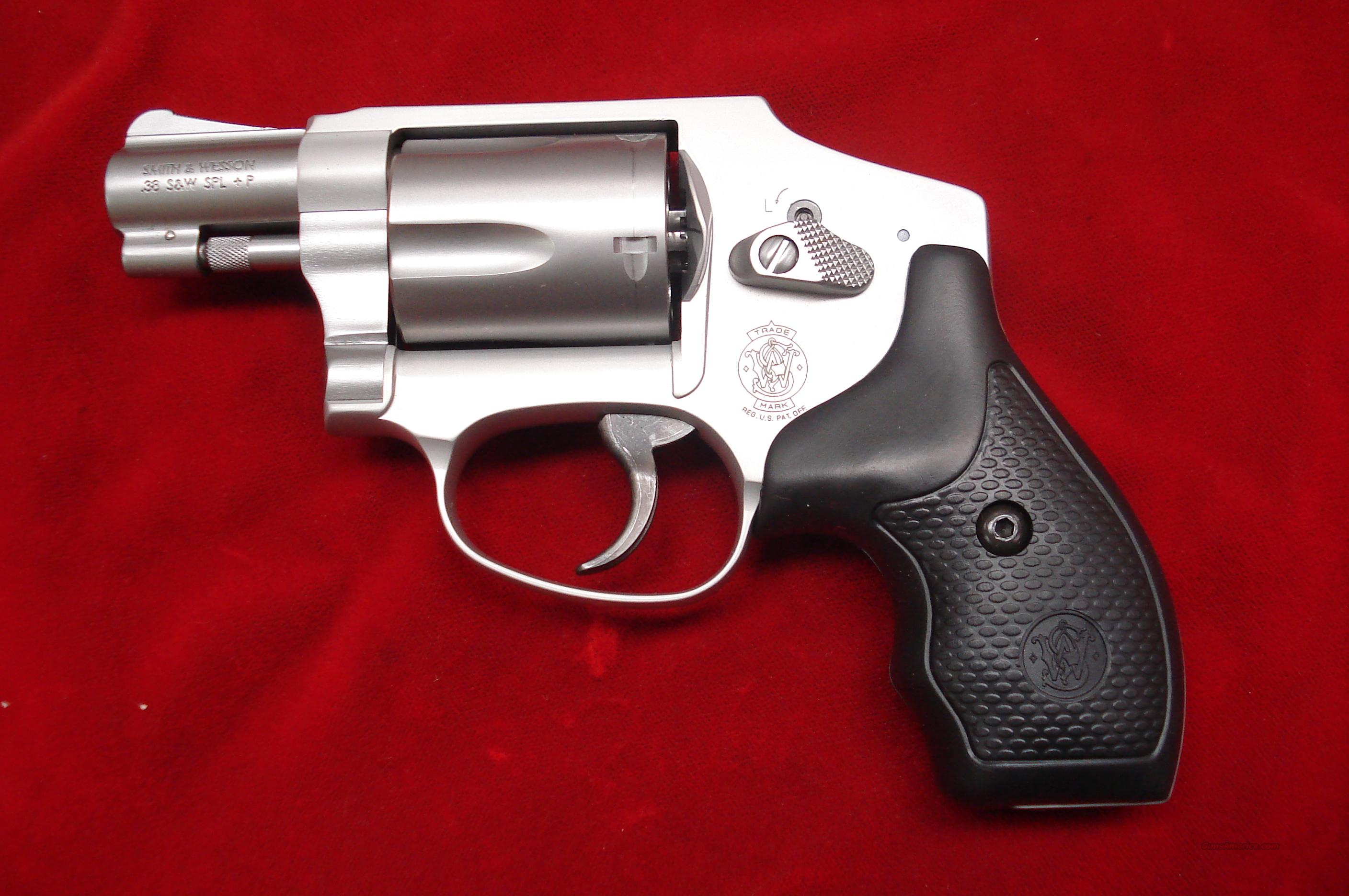 SMITH AND WESSON 642 AIRWEIGHT NEW {{ SALE PRICE }}