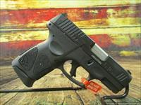 "Taurus G3 Compact 9mm 3.26"" 12+1 Matte Black NEW (1-G3C931)"