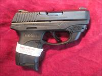 RUGER LC9S PRO W/ CRIMSON TRACE LASER NEW  (03250)