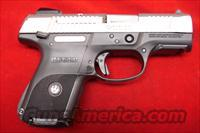 RUGER  SR9C (COMPACT) STAINLESS NEW (IN STOCK)! (KSR9C)  (03313)