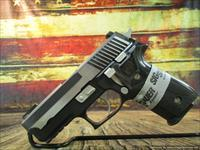 "Sig Sauer P229 Equinox 3.9"" Stainless 2 Tone 40 S&W Used- Like New (68527)"