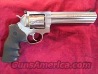 RUGER STAINLESS GP100 6