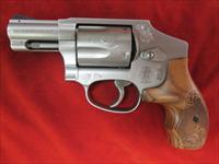 SMITH AND WESSON MODEL 640 ENGRAVED 357 MAG STAINLESS NEW